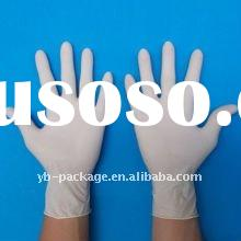 Disposable Latex Gloves(100% rubber)