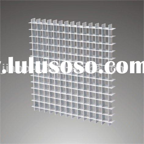 Door grille air diffusers egg crate
