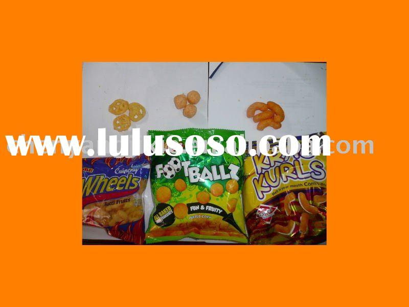 Doritos corn chips machine snacks food extrusion