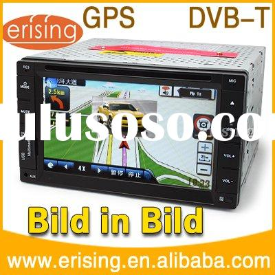 Erisin HD 2 din GPS DVB-T Radio RDS Bluetooth Car audio DVD