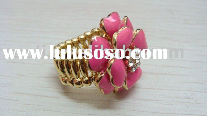 Fashion rings, elastic ring, adjustable rings, novelty rings