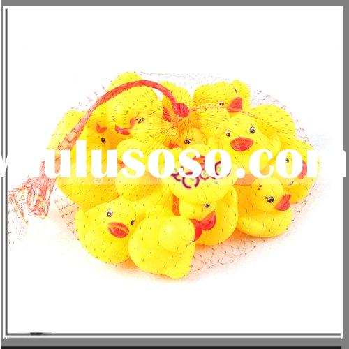 Floating Bath Rubber Duck Yellow