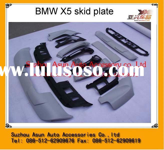 For BMW x5 skid plate OEM type auto accessories car part car accessory