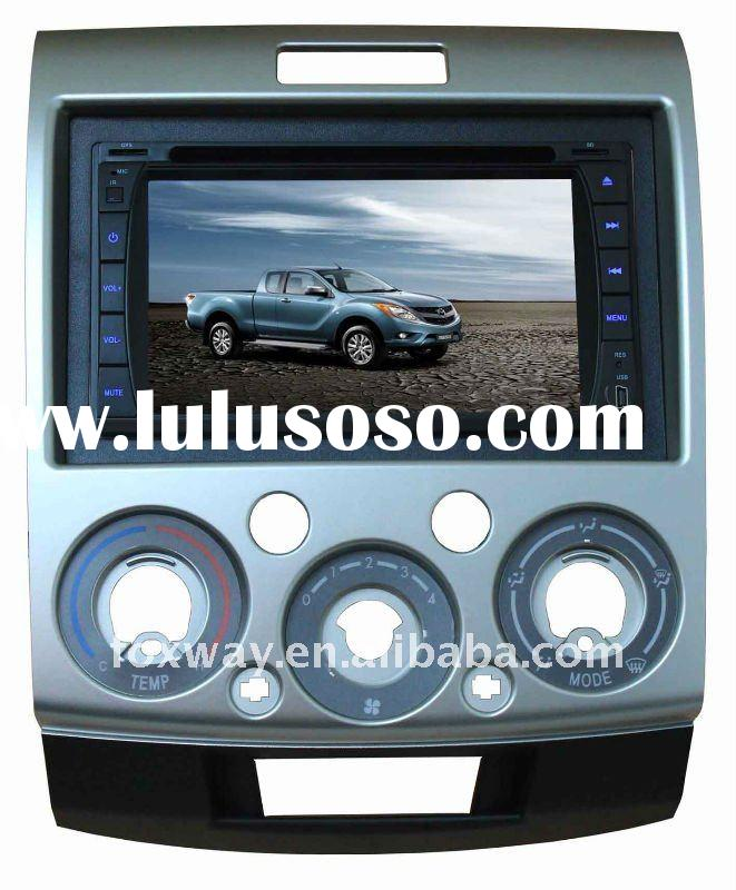Ford Ranger double din car dvd player with gps