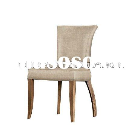 French antique wood chair