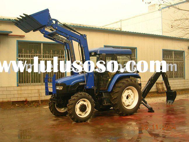 Front End Loader&backhoe TZ-3/4/8/10 for Foton tractor