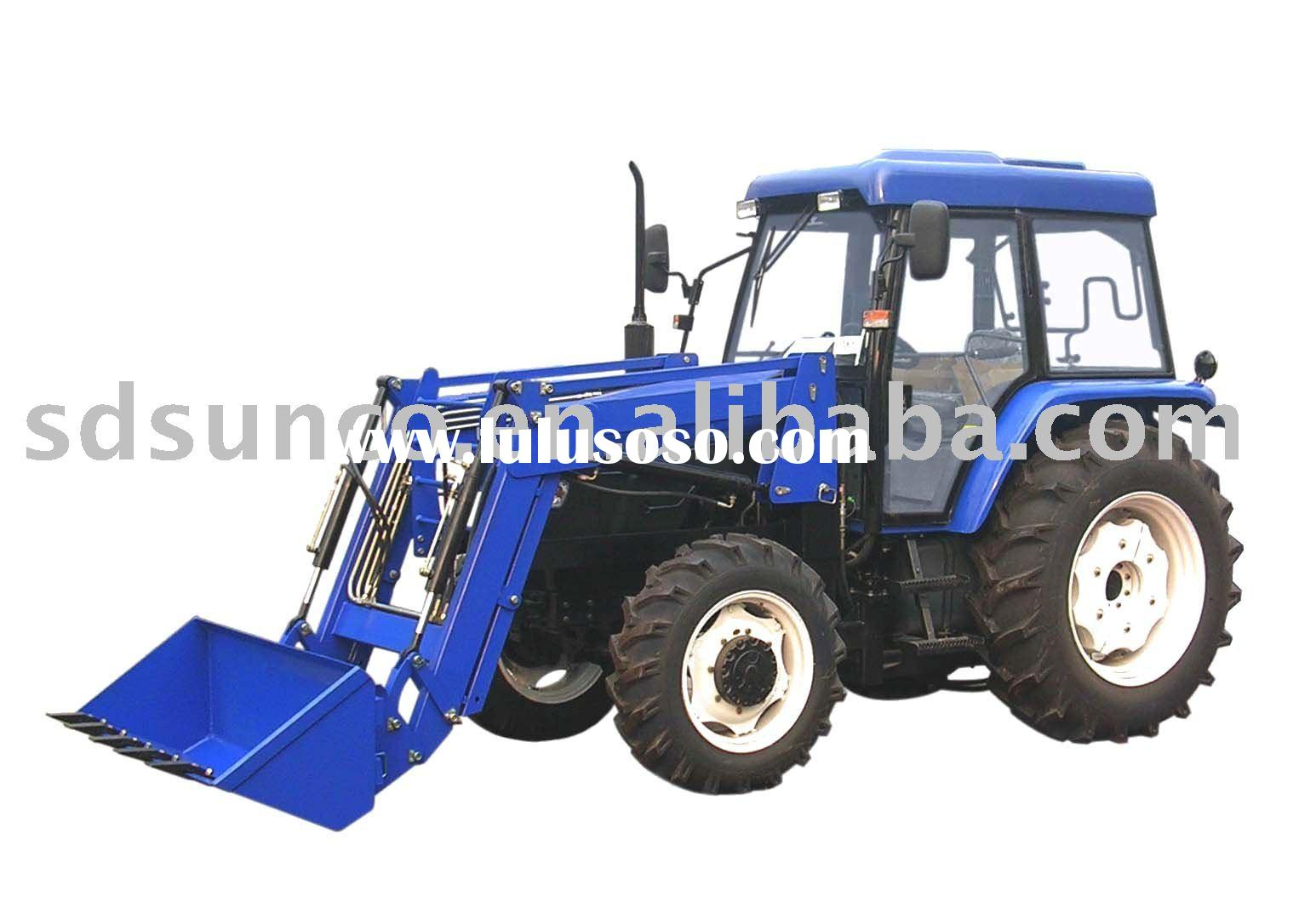 Front End Loader with Common Bucket for Tractor 454/ 504