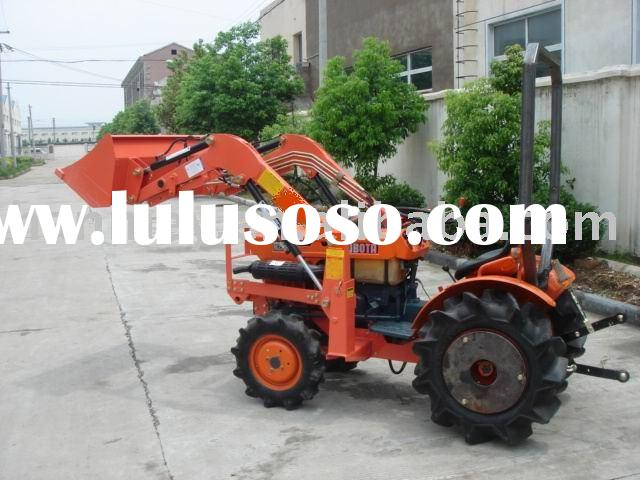 Front end Loader for japanese tractor