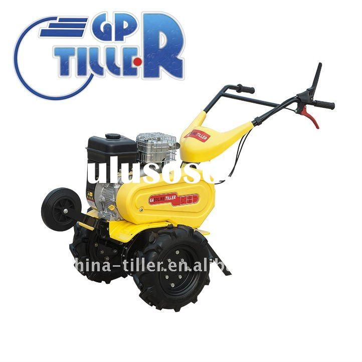 GTW75R Rotavator Power Tiller Rototiller In Agriculture Tools And Uses