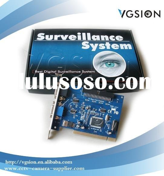 GV250(D-Type) 16 channel DVR card, video capture card