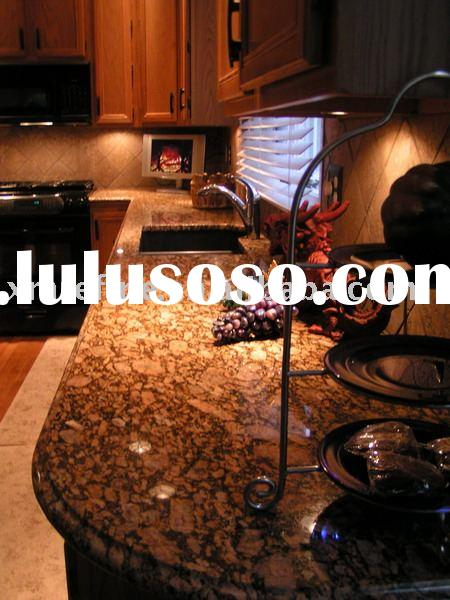 Giallo Vicenza granite countertops,Kitchen countertops,Vanity tops,Bar tops,worktop,Island