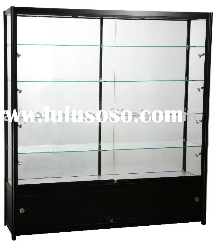 Glass display cabinet (SWC1680)