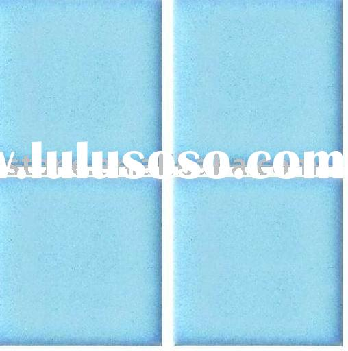 Glazed-Glossy Ceramic Mosaic Tile for Swimming pool