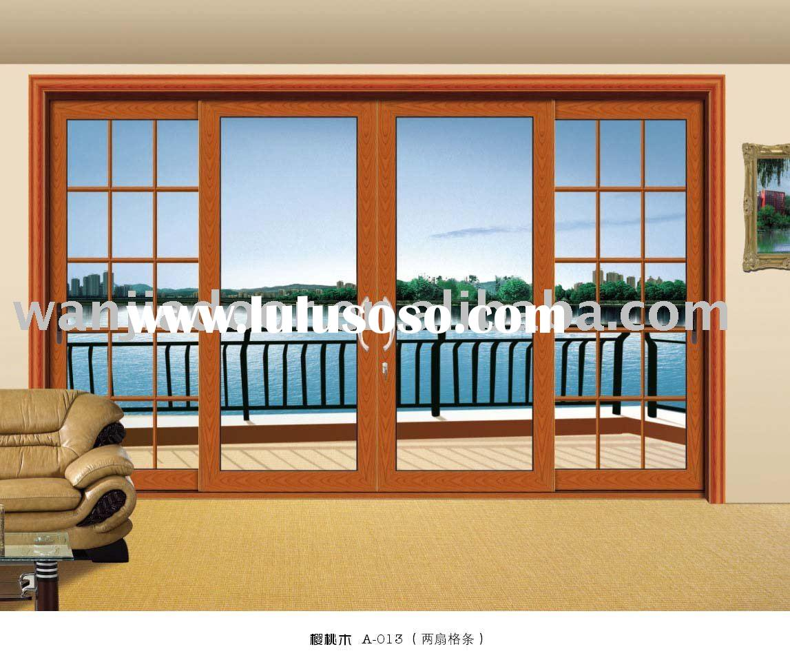 Good quality aluminum doors and windows