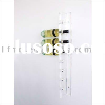 Gus Modern Acrylic Wine Rack&Drink Display