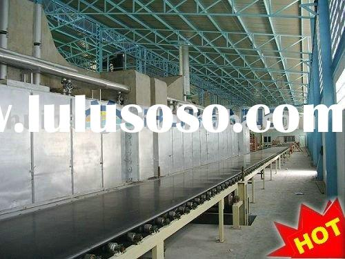Gypsum Board Production Line.