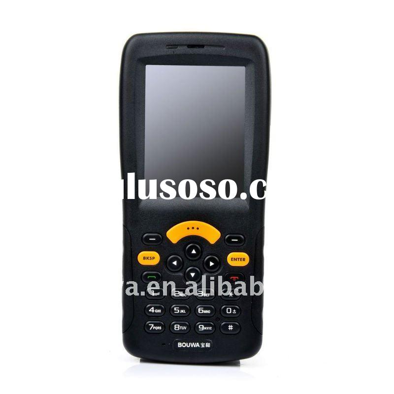 Handheld barcode scanner with Windows Mobile OS SDK