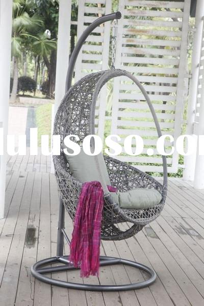 Hanging Rattan Chair Swing