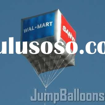 Helium Balloon, Cube Balloon, Advertising Flying Ballon, Blimps, Advertising Balloons, Inflatable Ba