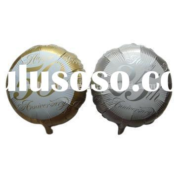 Helium Foil Balloon, Mylar Balloon, Metallic Balloon