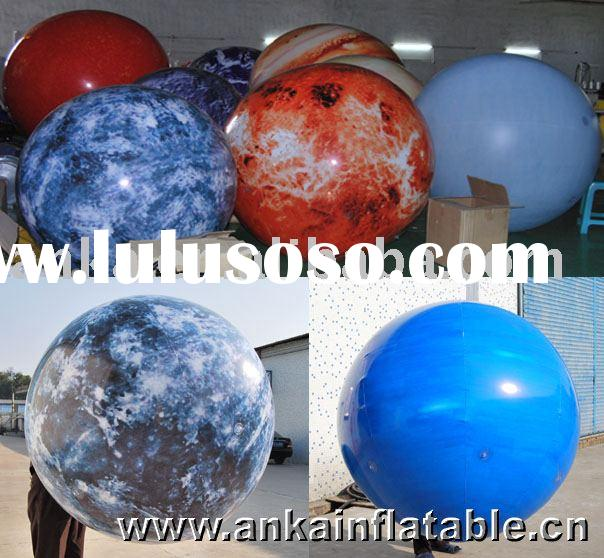 making planets out of balloons - photo #19