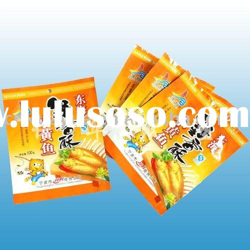 High Quality Dried Fish Packaging