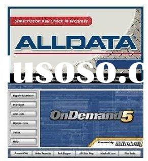 High Quality alldata mitchell on demand 2011 with lowest price