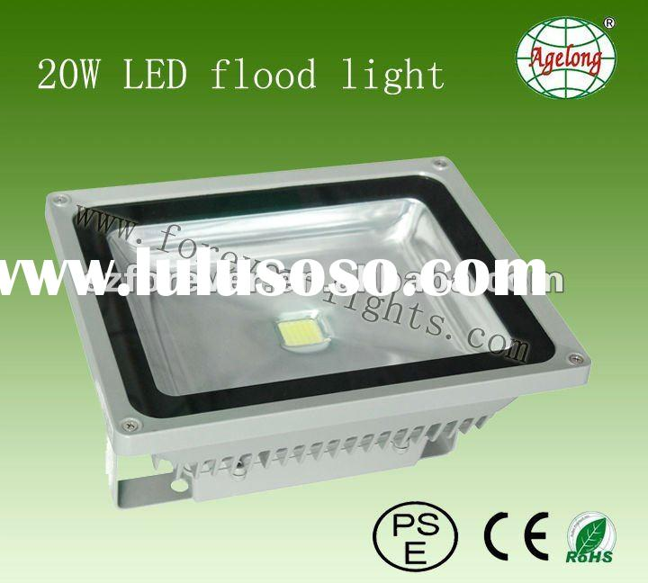 High power LED floodlight with CE&ROHS approval,more than 35000hr life span