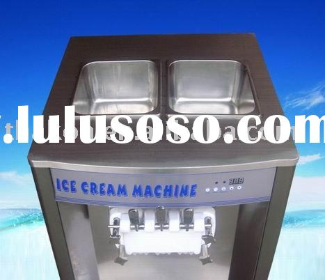 High quality soft serve ice cream maker