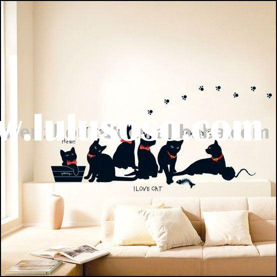 Home Decor Vinyl Wall Art Sticker Cyclist