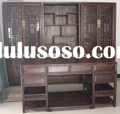 Home office furniture,Writing table,bookcase
