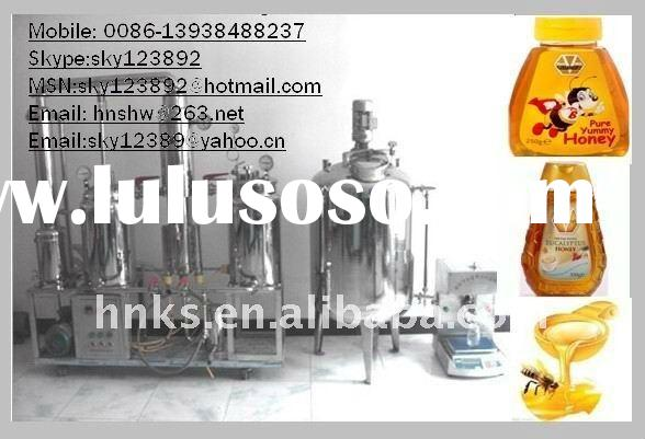 Honey Processing Plant /Honey Processing Equipments (machines) //0086-13938488237