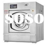 Hotel laundry industrial washing machine and dryer