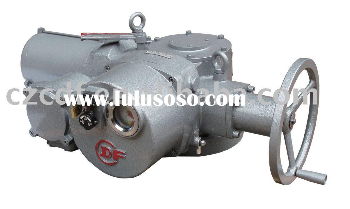 INTEGRATED NORMAL TYPE AND INTEGRATED EXPLOSION-PROOF TYPE MULTI-TURN ELECTRIC VALVE ACTUATORS