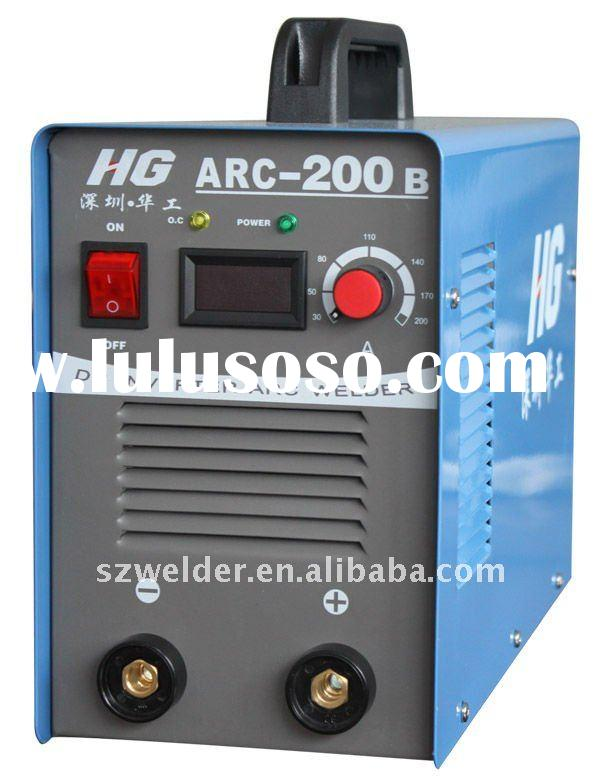INVERTER TYPE CHINA WELDING MACHINES(ZX7-200B)