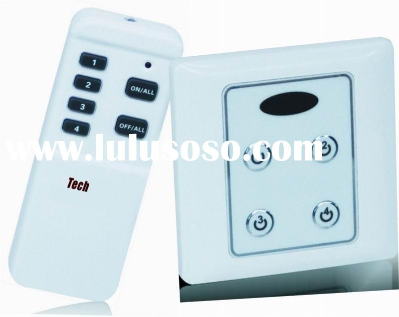 IR Wireless Wall Switch