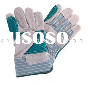 Industrial Gloves Leather Gloves