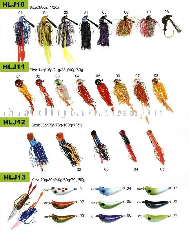 Jig heads,Thump JIG,Vertical jig