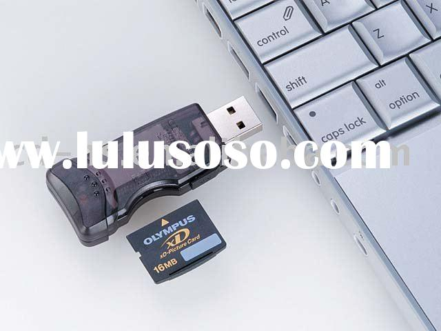Kawau C202 USB2.0 card reader,Micro SD card reader,memory card reader
