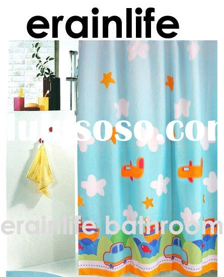 Kids Shower Curtains
