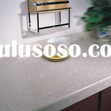 Kitchen Countertop--Composite acrylic solid surface kitchen countertop