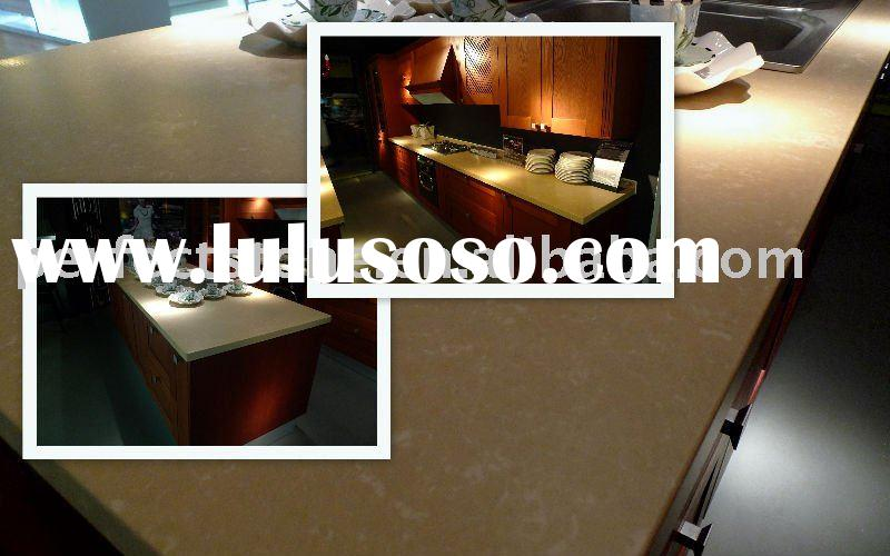 Kitchen Countertop Manufacturers : ... kitchen countertop materials solid surface Manufacturers in LuLuSoSo