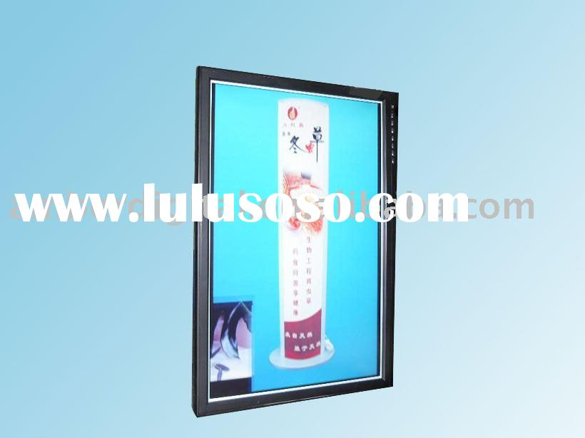 LCD digital screen, advertising monitor, LCD digital signage display, vertical, CE& FCC