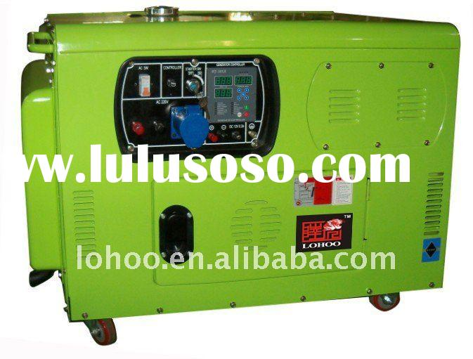 LOHOO Alternative Energy Generators LH10GF-LDE