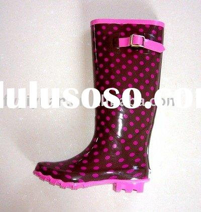 Ladies' Rain Shoes (Fashion)