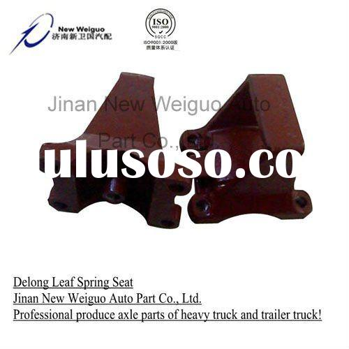 Leaf Spring Seat For Truck And Trailer Suspension