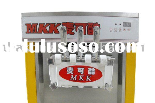 MAIKEKU EXCELLENT FREEZING CAPACITY soft ice cream machine/yogurt maker with competitive price