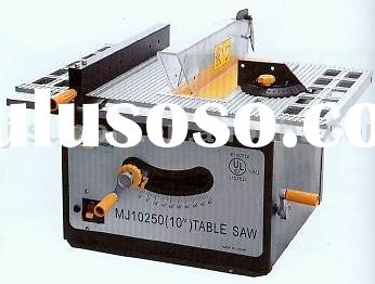 MJ10250 A Table Saw