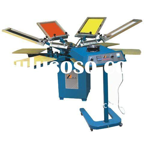 Manual Textile Screen Printer(screen printing machine,textile printing machine)