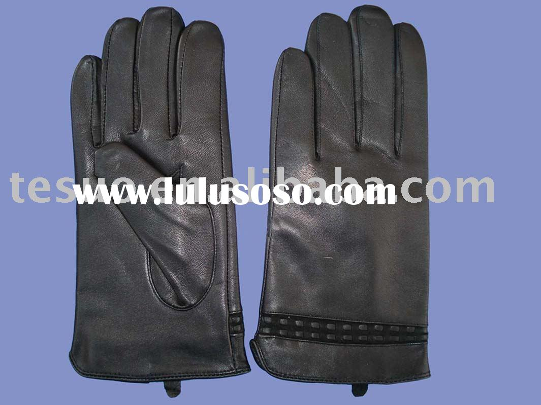 Men's Leather Dress Gloves